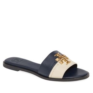 Tory Burch Everly Two Tone Slide Sandal